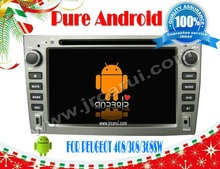 Android 4.2 car double din gps for PEUGEOT 308/308SW,Capacitive and multi-touch screen support OBD