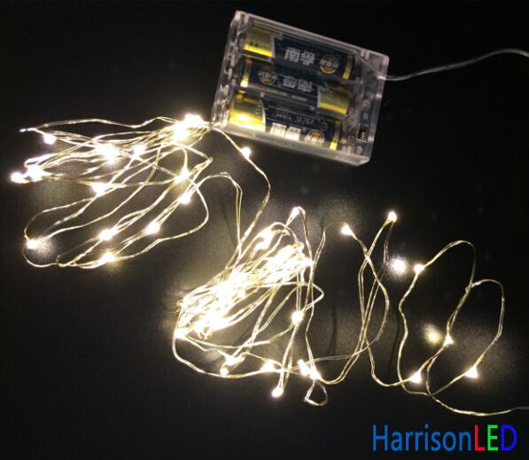 Single String Christmas Lights : Customized Christmas Decorative Single Battery Operated Mini Led Lights - Buy Single Battery ...