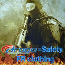 Drago discount 100% cotton anti static coverall for miner
