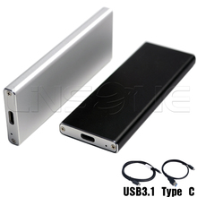 ssd enclosure type C interface Positive and negative can be inserted