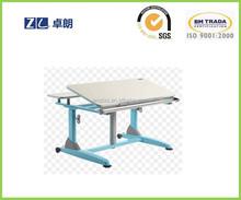 Children furniture Ergonomic Height adjustableChildren study table