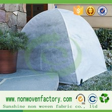 New products 2015 100% polypropylene nonwoven faric fruit bag,agriculture tent