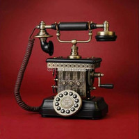 Best selling cheap Weeding giveaways gift for King Power vintage phone