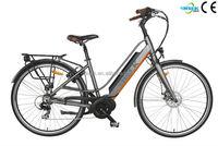 700CC bicicletas electricas with mid 8fun motor baratas