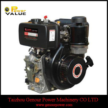 Air Cooled China Light Weight Small Diesel Engine For Sale