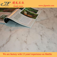 Cheapest white grey vein marble tiles names of white marble tiles