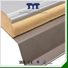 Low price house sandwich panel /wall eps sandwich panel/roof sandwich panel machine