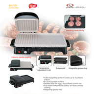 Professional Electric Grill With Egg ,Bacon , Hash Browns Baking
