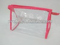 PVC COSMETIC BAG,Promotion Cosmetic Bag,travel cosmetic bag