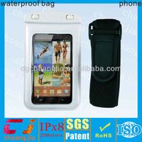 100% waterproof case for samsung galaxy y s5360 cover