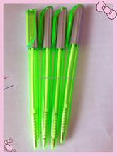 ball pen with clip & big clip design ballpen ch6513