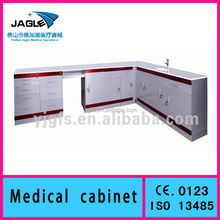 ZH13 Stainless Steel Corner Cabinets for Hospital for Clinic name of medical instrument