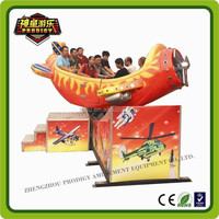 New arrival ! 10 capacity amusement park equipment -plane kiddie rides