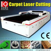 Floor Carpet,Car Mat,Wool Rug Laser Cutting Machine