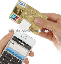2013 square mobile credit card reader 1 track magnetic head