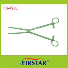 Conform to the CE standard disposable medical plastic forceps