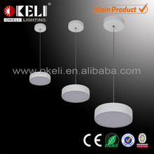 2015 new design hot product led pendant light,round led pendant panel light 12w 18w 24w