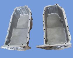 Automobiel oil pan die cast aluminum die casting aluminum shell
