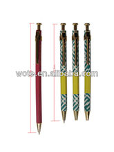 2013 new style colorful Japanese pen for student or office