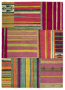 Artistical hand tufted rug for apartment, house decoration, balcony