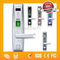 Beautiful Keyboard and Simple Menu Biomeric Password Door Locks(HF-LA401)
