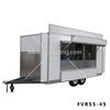 New style food concession trailer enclosed trailer big big cart