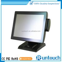 Runtouch zero-bezel PCAP capacitive POS ATM Cash Register for US market