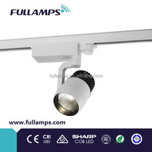 4 lines sharp cob track light 33w