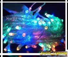 Big Promotion 10M 100LEDs/M Wholesale Artificial Christmas Wreaths Light