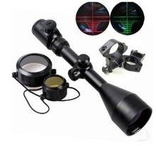 Wholesale 3-9X56EG Rifle Gun Scope Red & Green Dot Hunting Riflescope