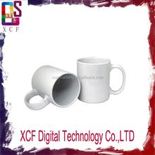 Promotional 11OZ Mug Sublimation /Wholesale Cups to Sublimation/Heat Sensitive Color Changing Mug
