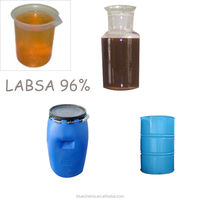 Detergent chemical LABSA 96% min for making washing powder, making soap