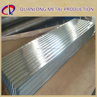 Zinc Coated 30 Gauge Galvanized Corrugated Roofing Sheet