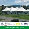 Waterproof stretch tent,white wedding stretch tent fabric
