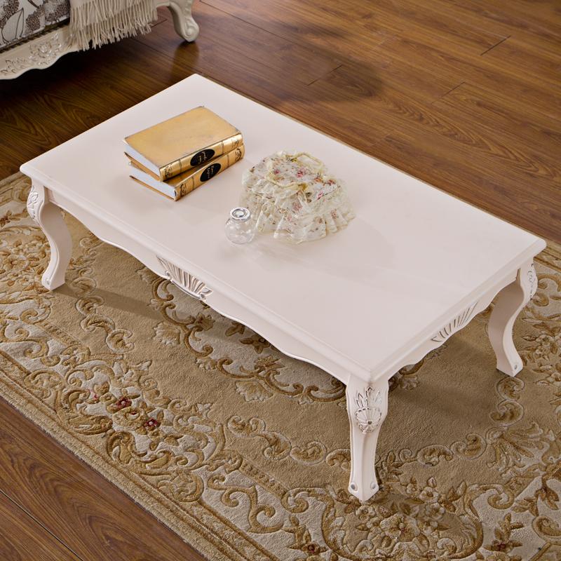 beautiful sculpt la main en bois massif franais provincial table basse with table basse blanche. Black Bedroom Furniture Sets. Home Design Ideas