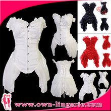 New Design corset leotard
