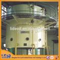 Iso aprobación canola máquina de extracción de aceite con 1-600 el tratamiento de capacidad