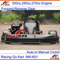 2015 newest EPA for USA Adult F1 Circuit Racing Go Kart 250cc 500cc bigger engine
