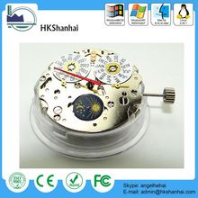Accesorios de bajo precio la parte mecánica/t16 parte mecánica/6 pin de movimiento del reloj