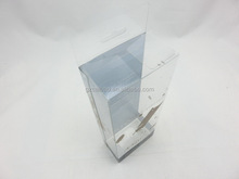 New style most popular plastic pp single vcd box