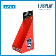 Eco-friendly cardboard point of sale counter top display for color scan pen