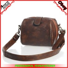 2015 retro style cosmetics bags and purses PU leather camera bags for ladies