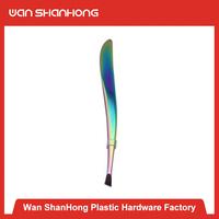 WSH brand Fashional designed stainless steel eyebrow tweezers