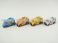 TOY STORY 3 MINI PULL BACK BUS