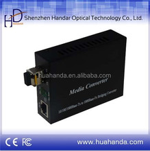 Competitive price!!! Fast delivery 10/100/100M SFP Fiber media optical converter ,fiber optic to rj45 media converter