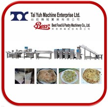 Automatic Food Processing Machine for Frozen Paratha