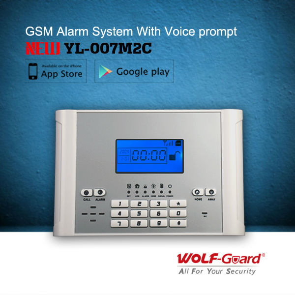 new wireless gsm alarm system home security alarm fire alarm. Black Bedroom Furniture Sets. Home Design Ideas