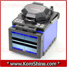 Golden Chinese Alibaba Supplier Komshine manufacturce equal to Sumitomo CCTV,Cable box use FX35 fiber fusion splicer machine