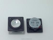 34mm 2w 8ohm Fo-10KHz Mylar cone speaker