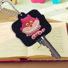 business promotion silicone rubber car key covers